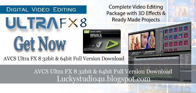 AVCS Ultra FX 8 32bit & 64bit Full Version Download