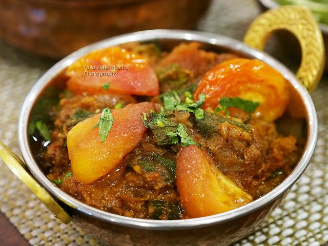 Bhindi Aloo Do Pyaza