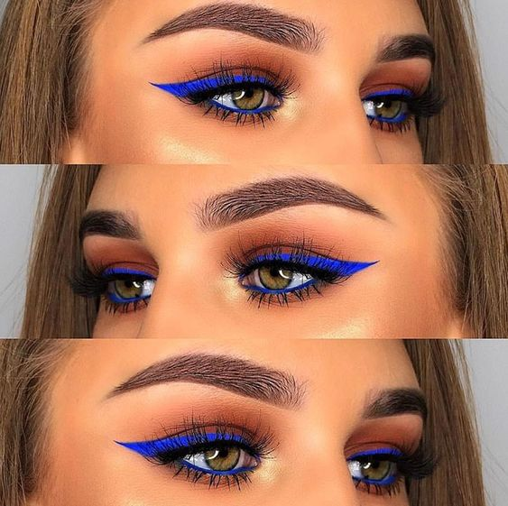 Smoking Eyes Makeup Design & Ideas To Make Your Day Colorful