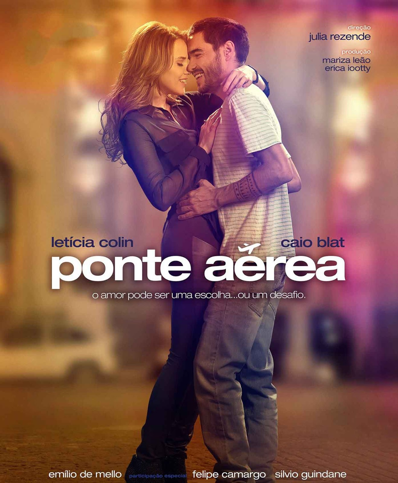 Ponte Aérea Torrent – WEB-DL 720p Nacional (2015)
