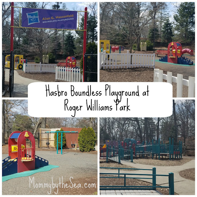 Roger Williams Park: The Busy Giffs: Visit The Easter Bunny At Roger Williams Park