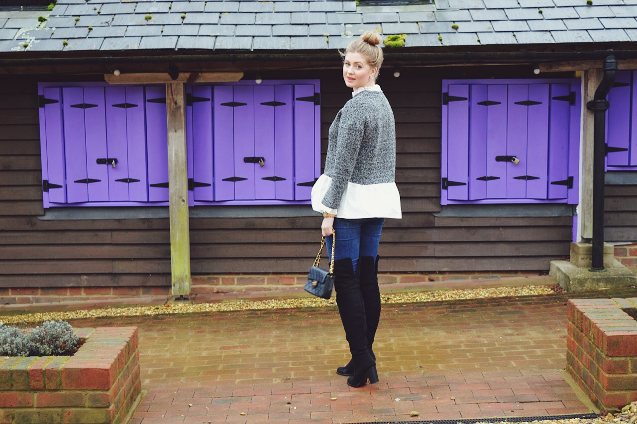 How to wear Victoriana fashion everyday with fashion blogger FashionFake