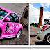 Gambar Modifikasi Mobil Dengan Cutting Sticker Terbaru