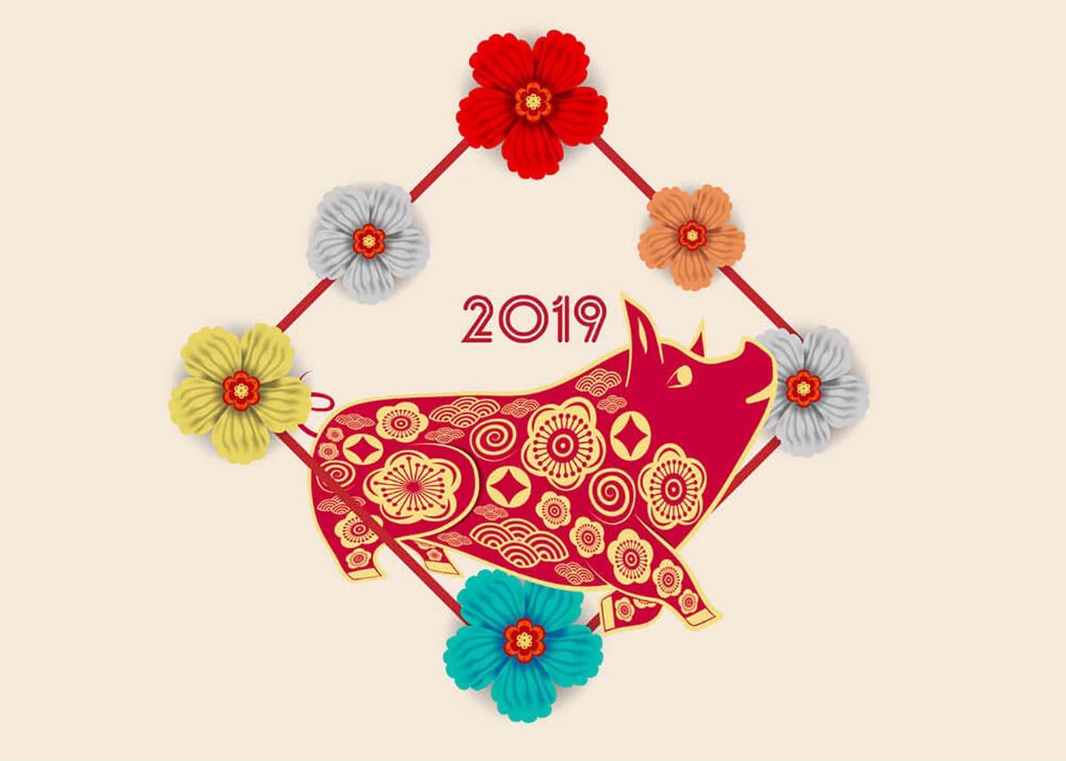 Mời các bạn cùng xem những hình nền chúc mừng năm mới 2019 \u2013 Hình ảnh chúc tết 2019 đẹp nhất dưới đây!