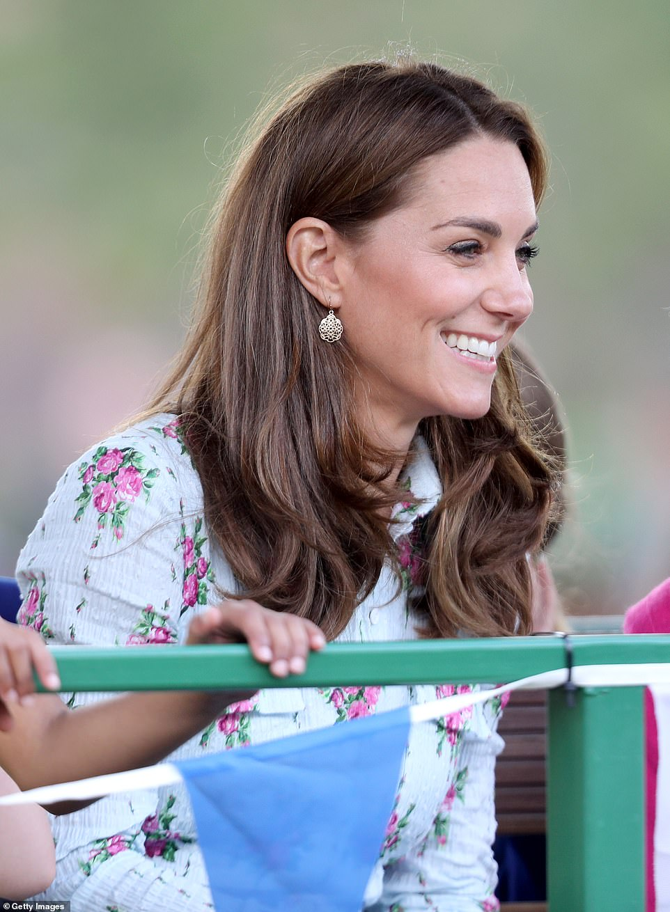 Duchess Kate Designs Another Children's Garden