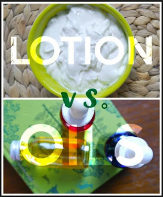 Caring for Your Skin – Skin Cream Verses Lotion