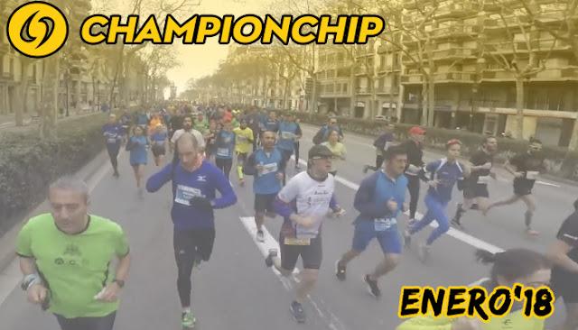 Lliga Championchip 2018 - Enero