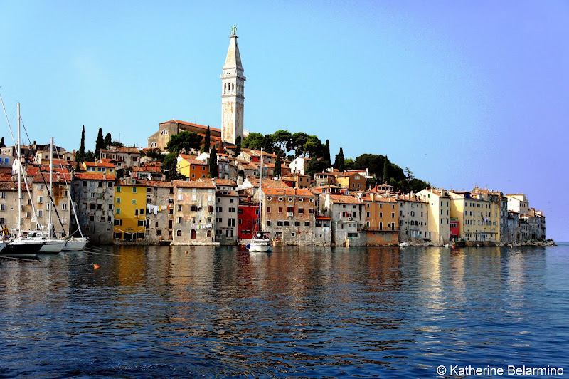 Rovinj Istria Croatia Travel