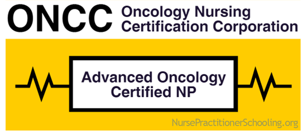 nurse practitioner certification of Oncology Certification Nursing Corporation