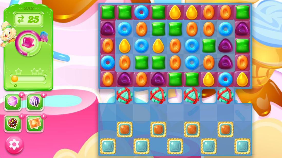 Candy Crush Jelly Saga 253