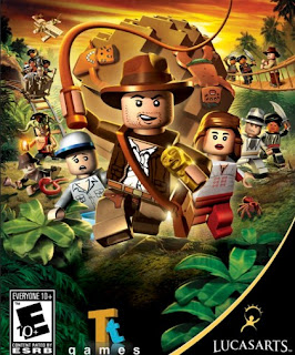 Download Game Lego Indiana Jones The Original Adventures PPSSP