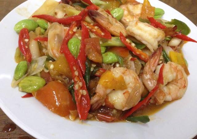 Resep Udang Taoco