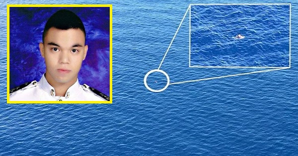 Pinoy seaman survives fall, swims 4 hours in shark-infested waters
