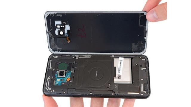 iFixit Bongkar Samsung Galaxy S8 dan S8+, Sulitkah Direparasi ?