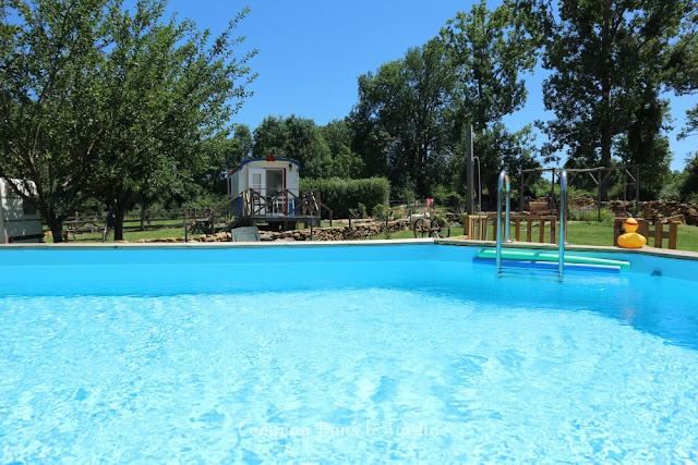zwembad camping frankrijk, kindvriendelijke mini camping, camping bij nederlanders, nederlandse camping
