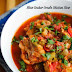 Slow Cooker Creole Chicken Stew And Creole Beans Recipe