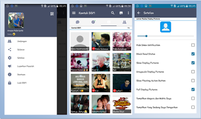 BBM Line Inspirate V.2.13.1.13 Full Features