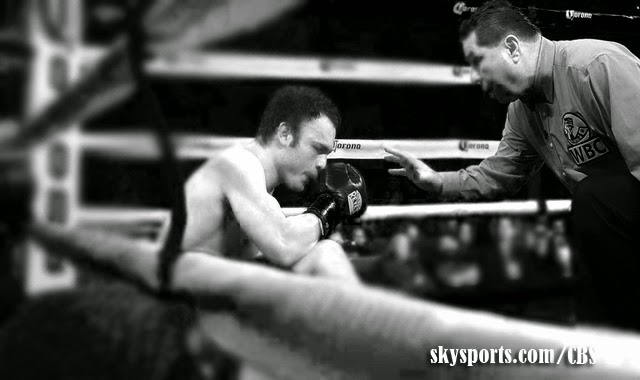 Julio Cesar Chavez Jr Lost by Technical Knock out