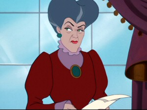The wicked stepmother in Cinderella 1950 animatedfilmreviews.filminspector.com