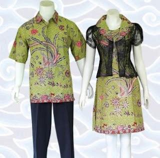 Grosir Baju Batik Couple Untuk Pesta
