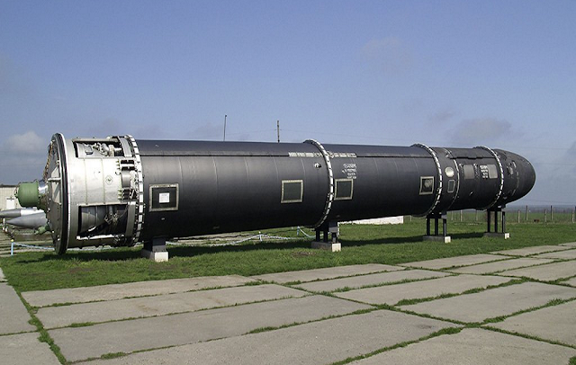Top 7 Most Powerful Missiles