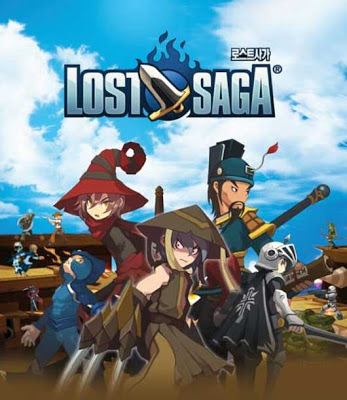download lost saga terbaru