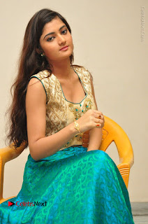 Telugu Actress Akshitha Stills at Prementha Panichese Narayana Movie Opening  0042.JPG