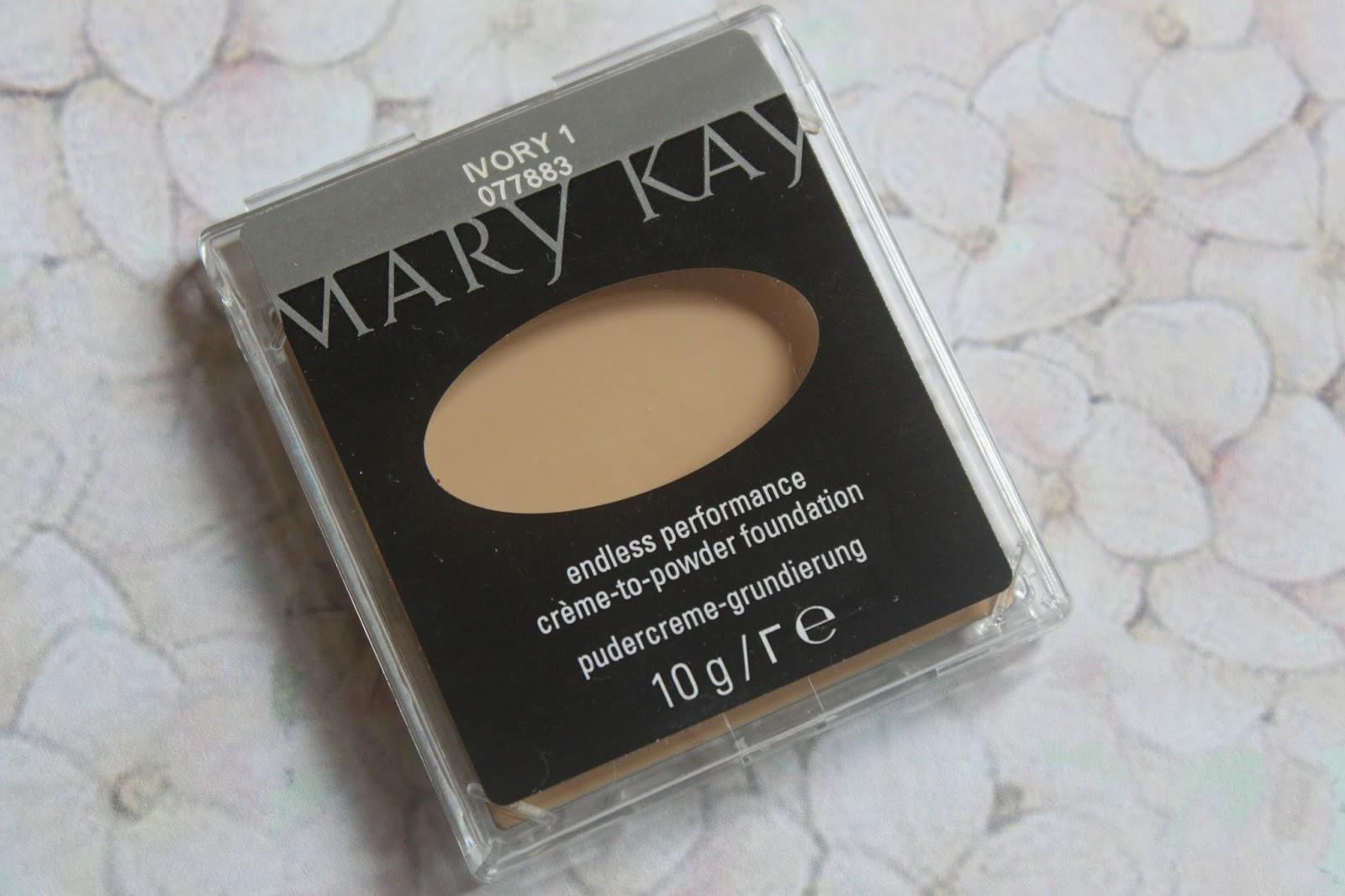 Mary Kay / Крем-пудра