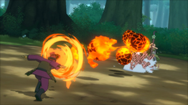 Naruto Shippuden Ultimate Ninja Storm 3 Full Version