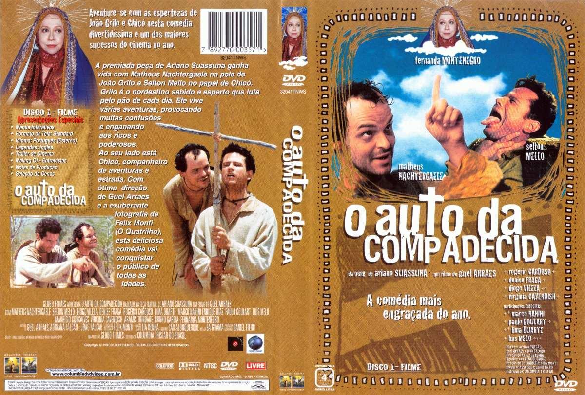 GRATIS COMPADECIDA FILMES BAIXAR DA AUTO
