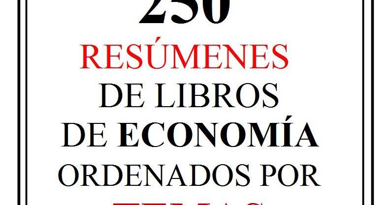 250 economy book reviews 250 res 250 menes de libros de