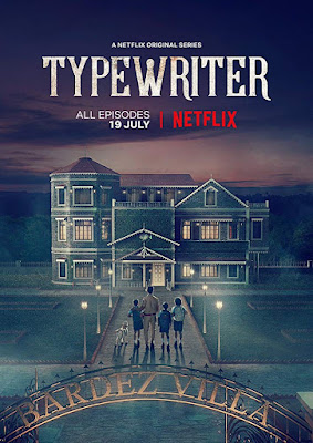 Typewriter S01 Dual Audio Complete Series 720p BRRip x265 HEVC