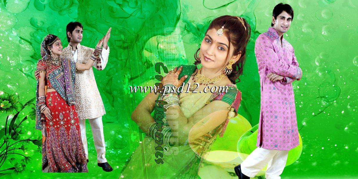 Indian Wedding Album Designs Templates