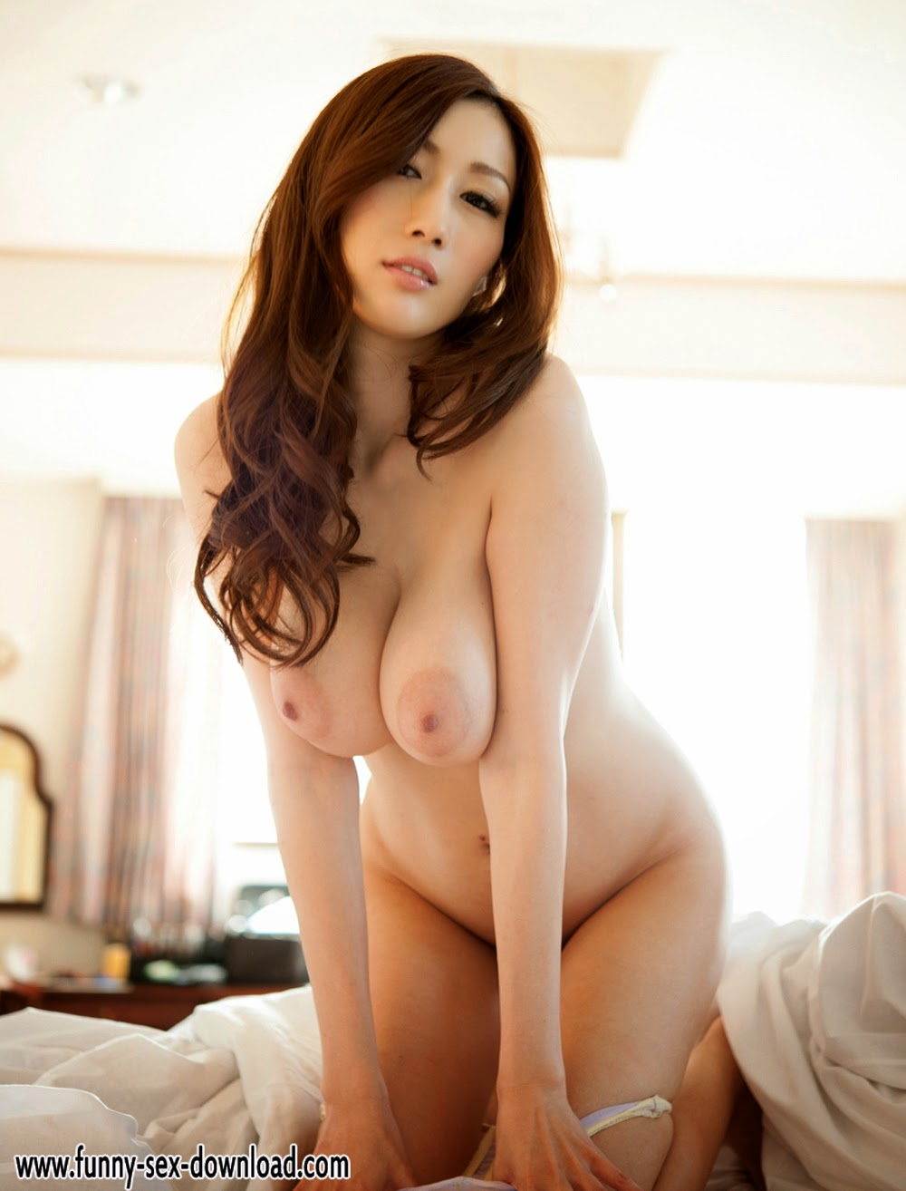 Nude korean babes