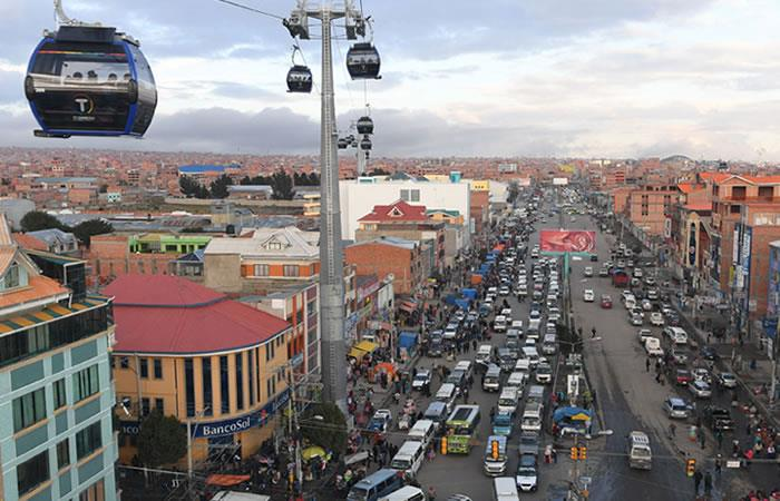 El Alto es una ciudad andina con caracterísiticas de economía liberal / BOLIVIA COM