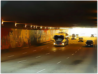 Túnel da Conceição, Porto Alegre