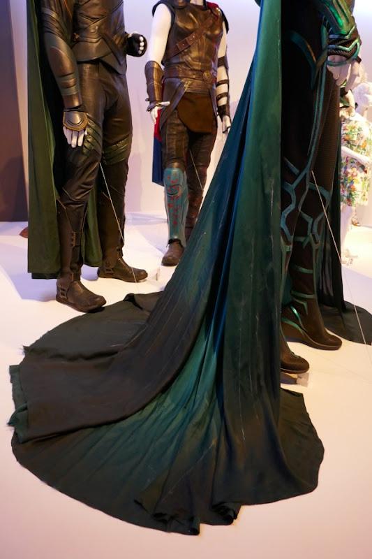 Hela costume cape Thor Ragnarok