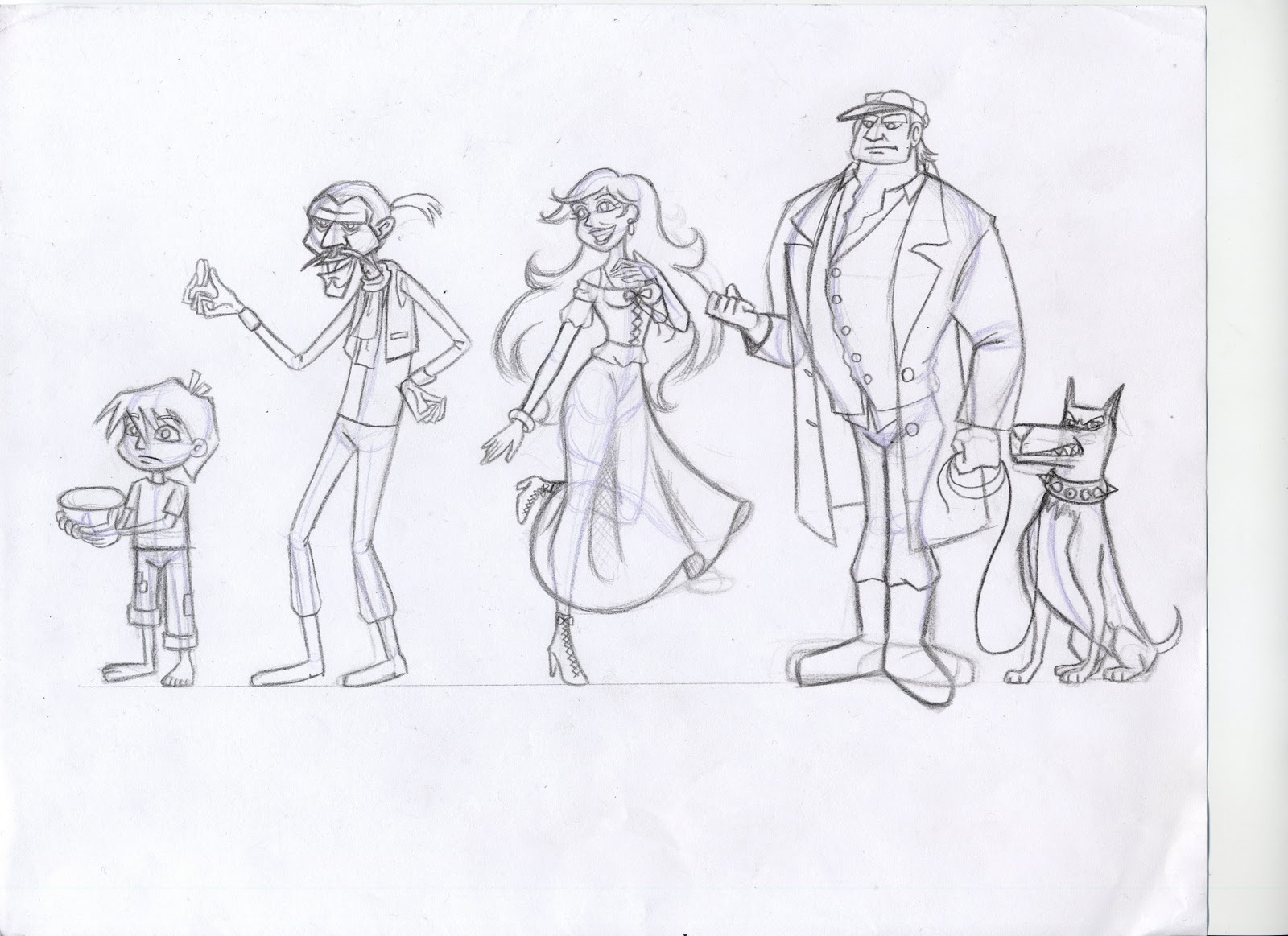 oliver twist coloring pages - photo#28
