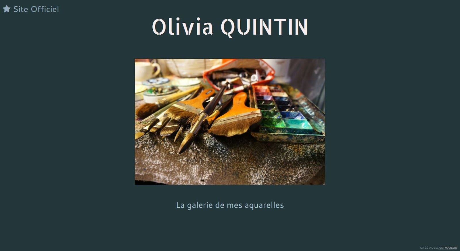 Vers le SITE OFFICIEL d'Olivia