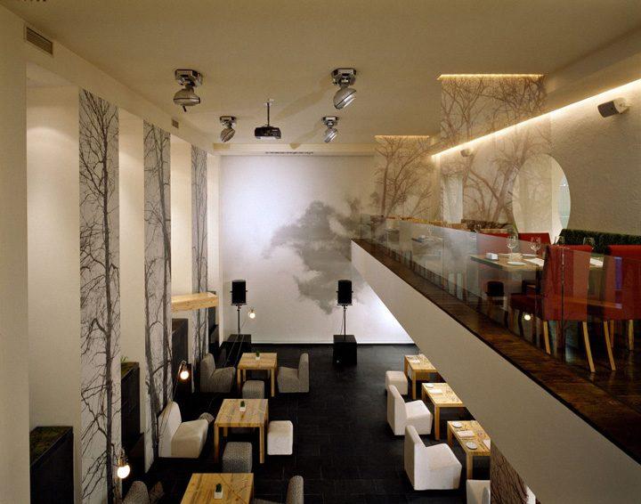 thiết kế nội thất quán cafe độc đáo 3