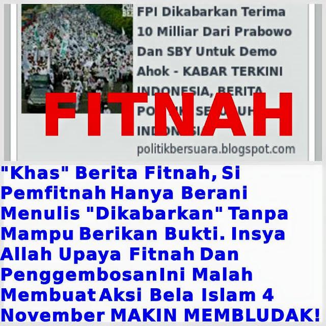 Semakin Difitnah, Umat Islam Justru Semakin Semangat Hadiri Aksi Bela Islam 4 November!