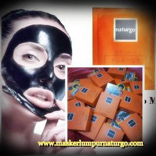 Distributor Masker Lumpur Naturgo Harga Termurah