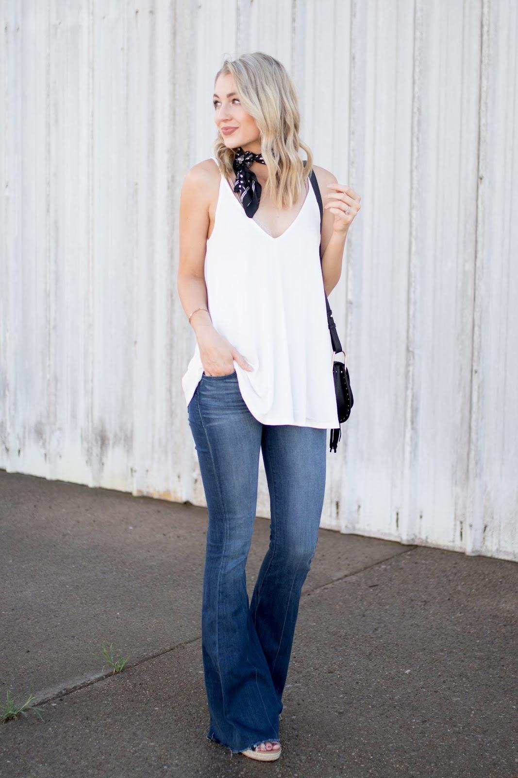 McGuire Denim flare jeans