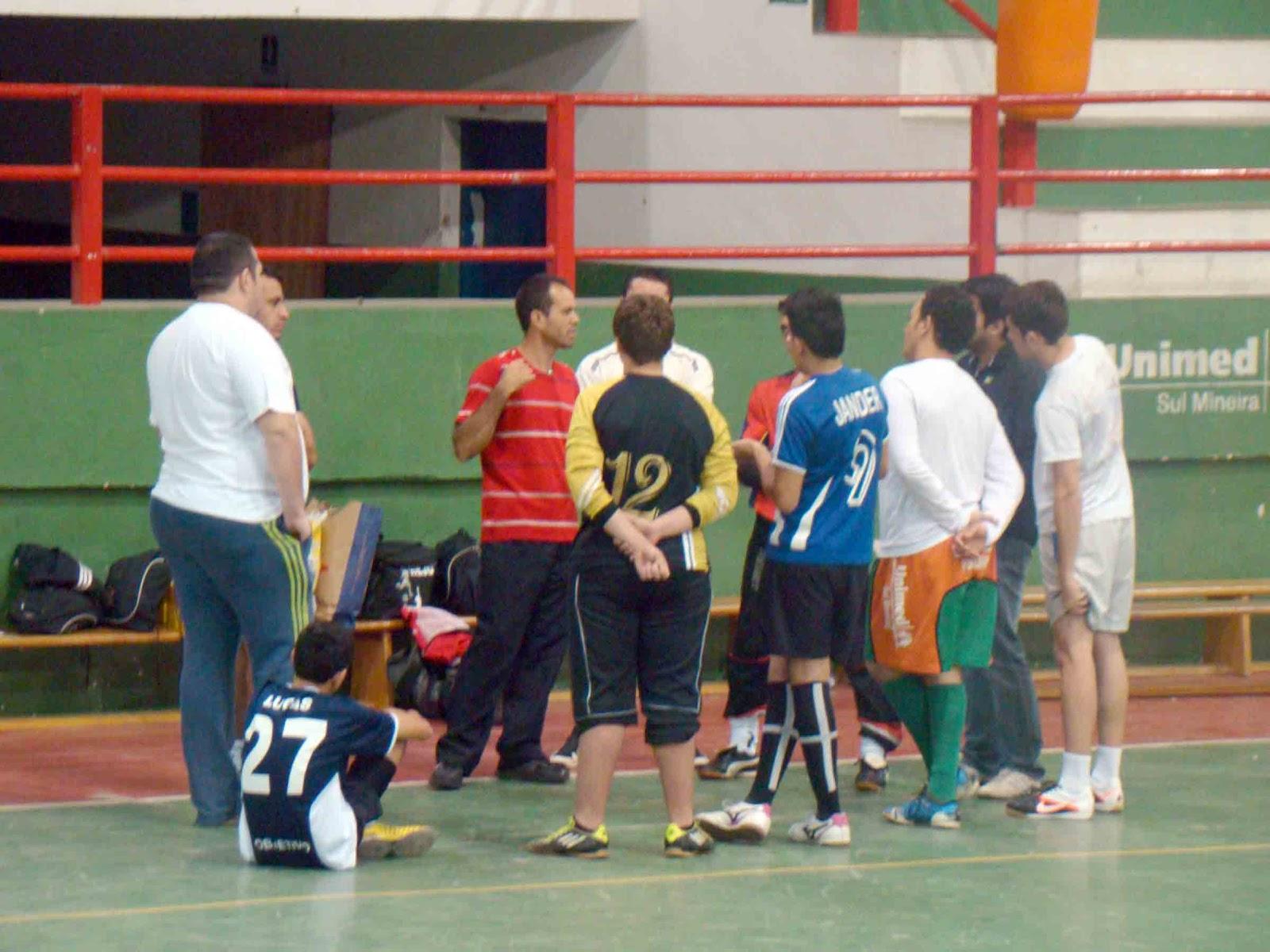 905dd4dc5b Chegou a hora das equipes se prepararem para a mais importante competição  de futsal do Sul de Minas  a Taça EPTV. Em Pouso Alegre
