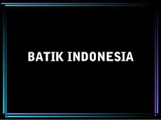 Macam Macam Motif Batik Yang Populer di Indonesia Beserta Penjelasannya