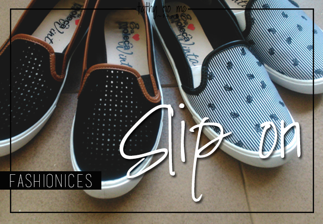 Fashionices - Slip on