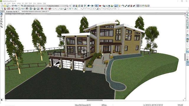 3 boyutlu mimari çizim programları