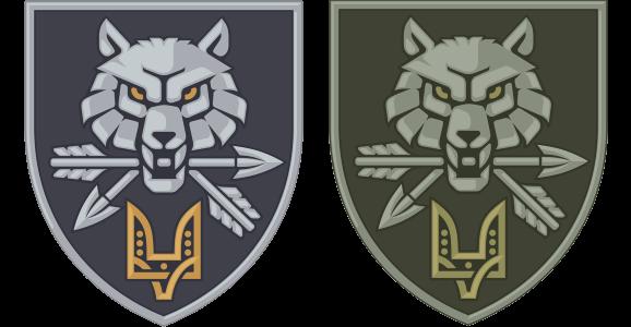 Затверджено нарукавну емблему командування ССО