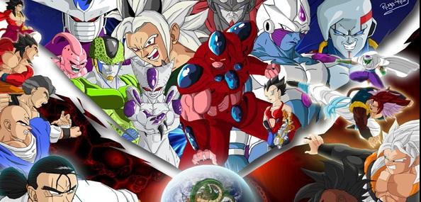 Descarga Dragon Ball AF Tenkaichi Tag Team  New Age 3 MOD Para Android
