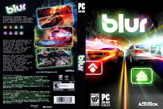 تحميل لعبة سباق السيارات blur برابط واحد مباشر